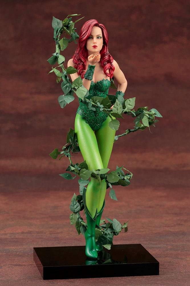 DC Comics ARTFX+ PVC Statue 1/10 Poison Ivy Mad Lovers 19 cm