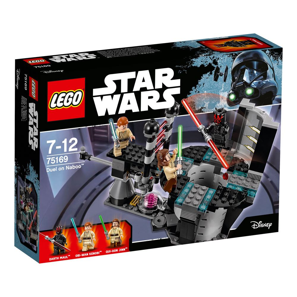 LEGO® Star Wars™ Episode I Duel on Naboo™