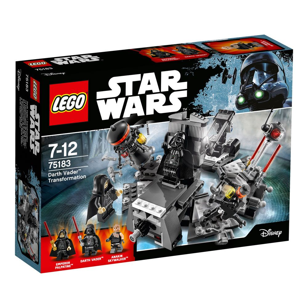 LEGO® Star Wars™ Episode III Darth Vader™ Transformation