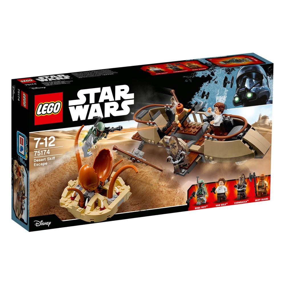 LEGO® Star Wars™ Episode VI Desert Skiff Escape