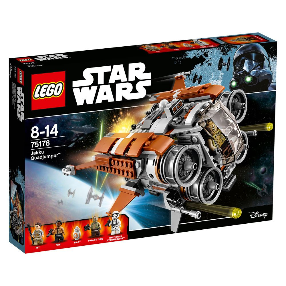 LEGO® Star Wars™ Episode VII Jakku Quadjumper™