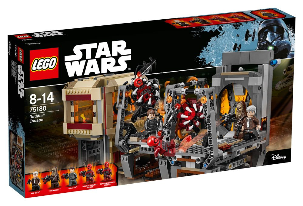 LEGO® Star Wars™ Episode VII Rathtar™ Escape