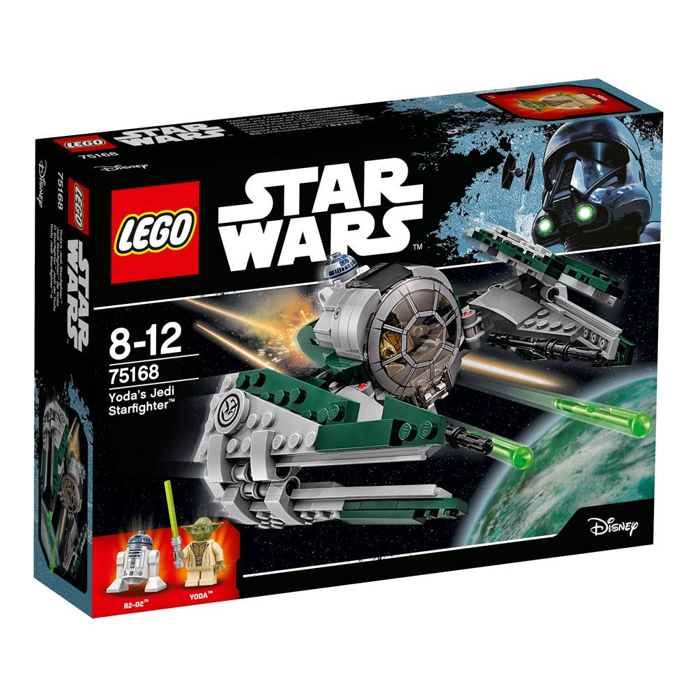 LEGO® Star Wars™ The Clone Wars Yoda's Jedi Starfighter™