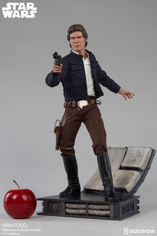 Star Wars Episode V Premium Format Figure Han Solo 50 cm