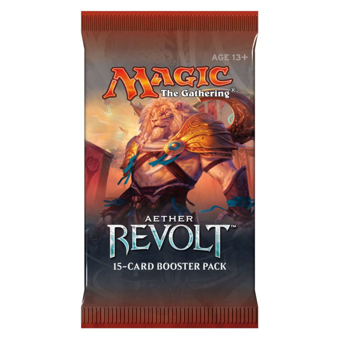 Magic the Gathering Aether Revolt Booster English