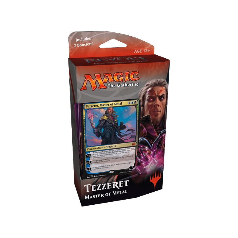 Magic the Gathering Aether Revolt Planeswalker Deck English
