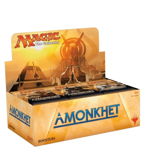 Magic the Gathering Amonkhet 36 Boosters Display English