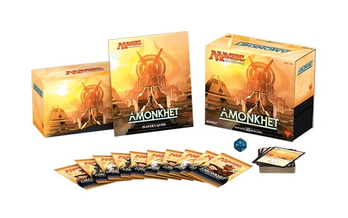 Magic the Gathering Amonkhet Bundle English