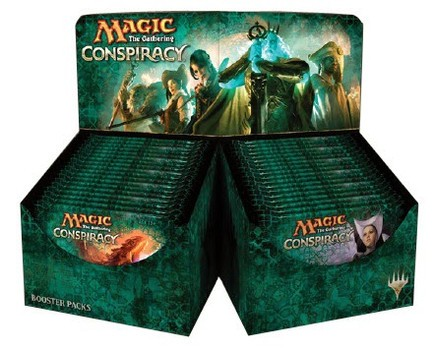 Magic the Gathering Conspiracy 36 Boosters Display English