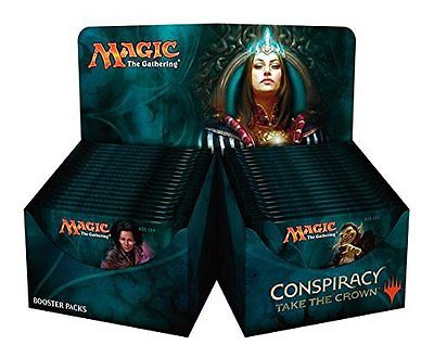 Magic the Gathering Conspiracy: Take the Crown 36 Boosters Display English