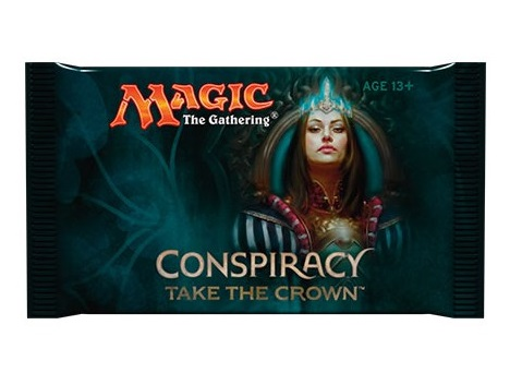 Magic the Gathering Conspiracy: Take the Crown Booster English