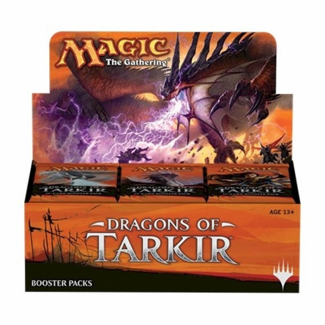 Magic the Gathering Dragons of Tarkir 36 Boosters Display English