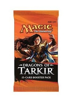 Magic the Gathering Dragons of Tarkir Booster English