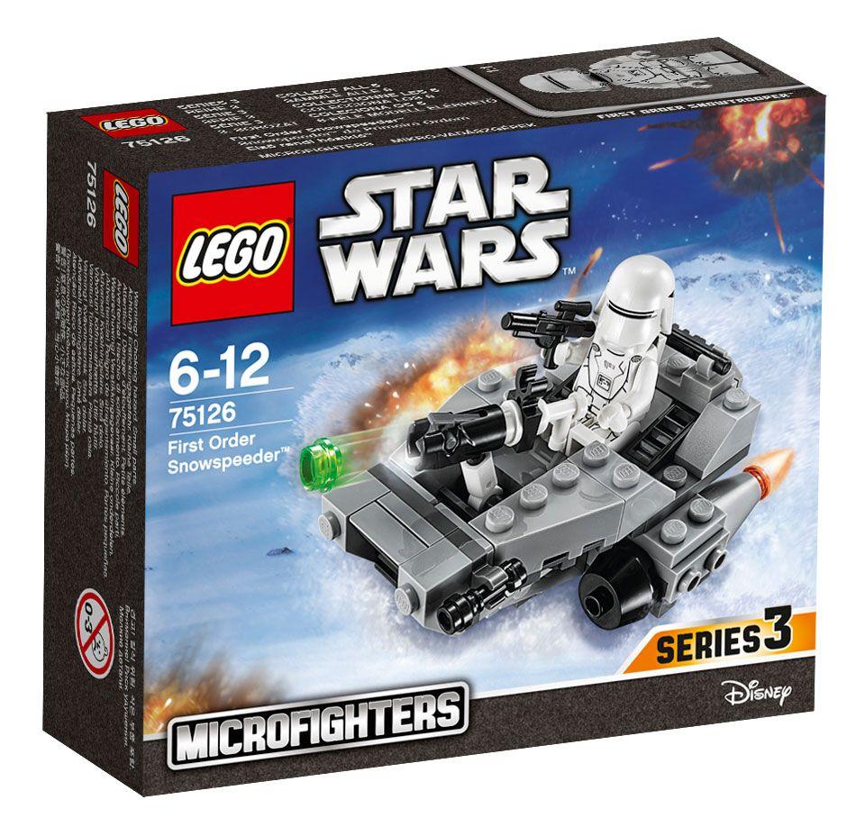 LEGO® Star Wars™ Microfighters Episode VII First Order Snowspeeder™