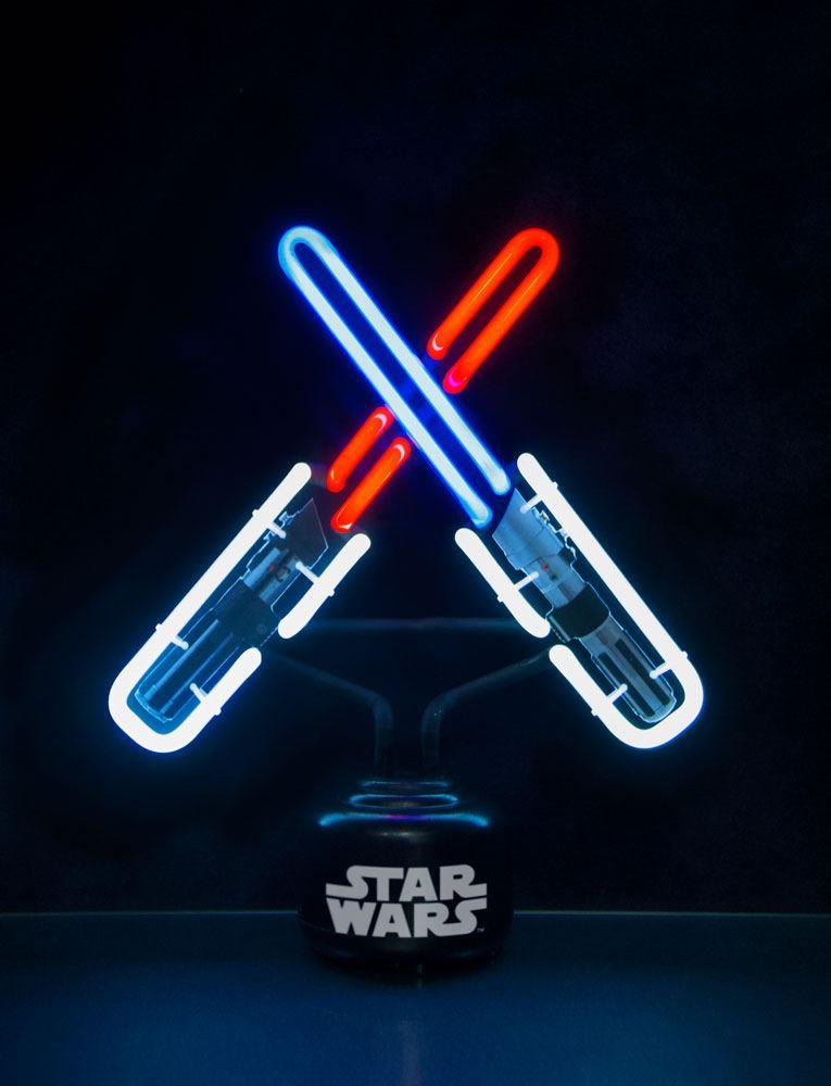 Star Wars Neon Light Lightsaber 22 x 28 cm