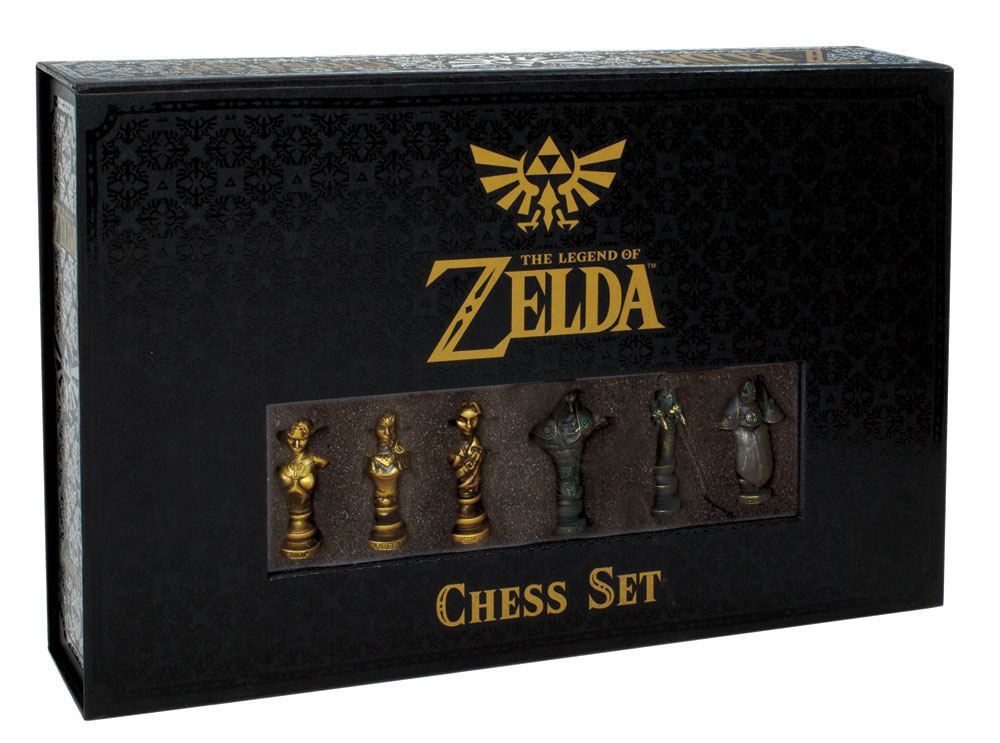 The Legend of Zelda Chess Collector's Set