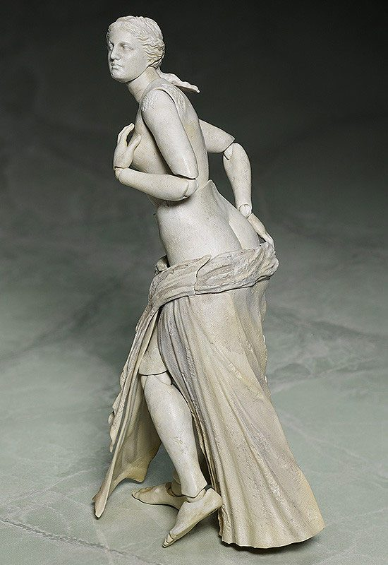 The Table Museum Figma Action Figure Venus de Milo 15 cm