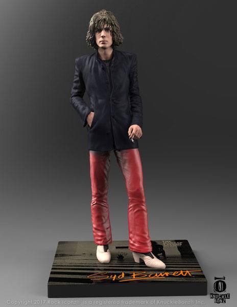 Syd Barrett Rock Iconz Statue 23 cm