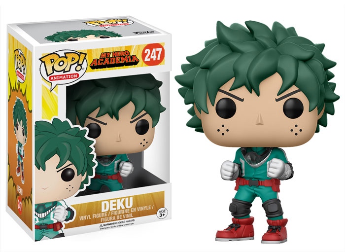 Funko POP! Animation May Hero Academy - Deku Vinyl Figure 10 cm