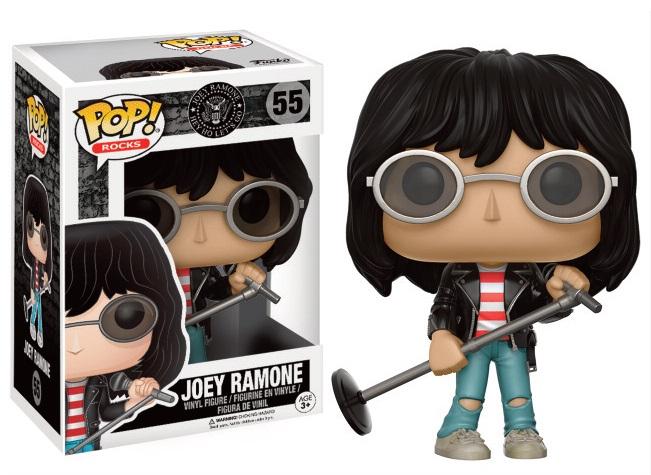 Funko POP! Rocks - Joey Ramone Vinyl Figure 10 cm