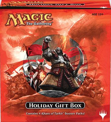 Magic the Gathering - Holiday Gift Box 2014 English