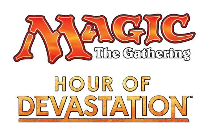 Magic the Gathering Hour of Devastation Bundle English