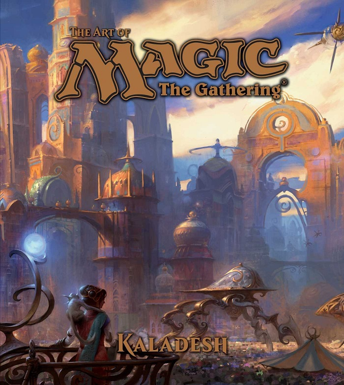 Livro Magic the Gathering The Art of Magic: The Gathering Kaladesh English