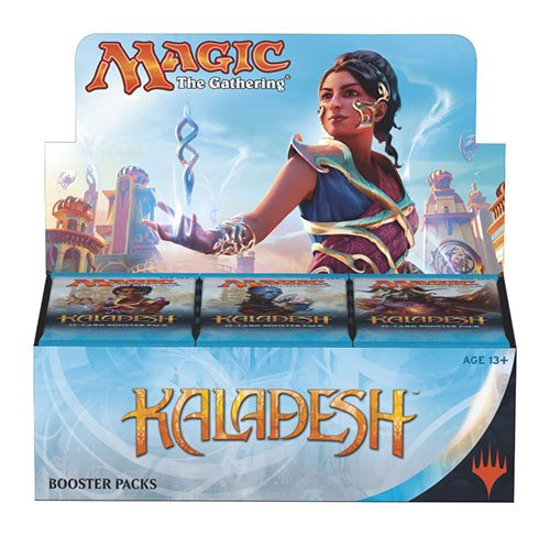 Magic the Gathering Kaladesh 36 Boosters Display English