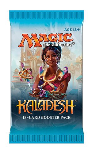 Magic the Gathering Kaladesh Booster English