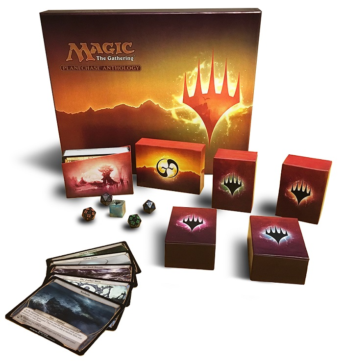Magic the Gathering - Planechase Anthology English