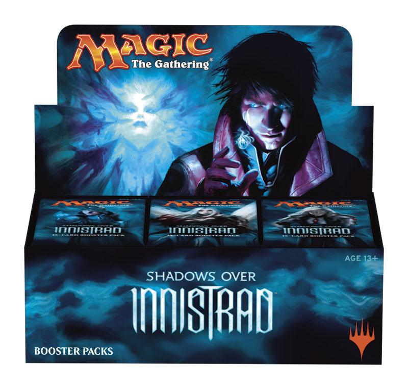 Magic the Gathering Shadows over Innistrad 36 Boosters Display English