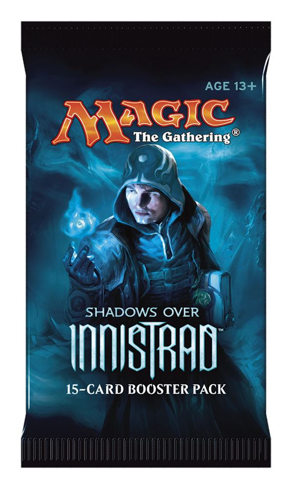 Magic the Gathering Shadows over Innistrad Booster English