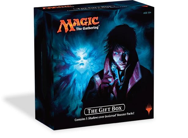 Magic the Gathering - Shadows over Innistrad Gift Box English