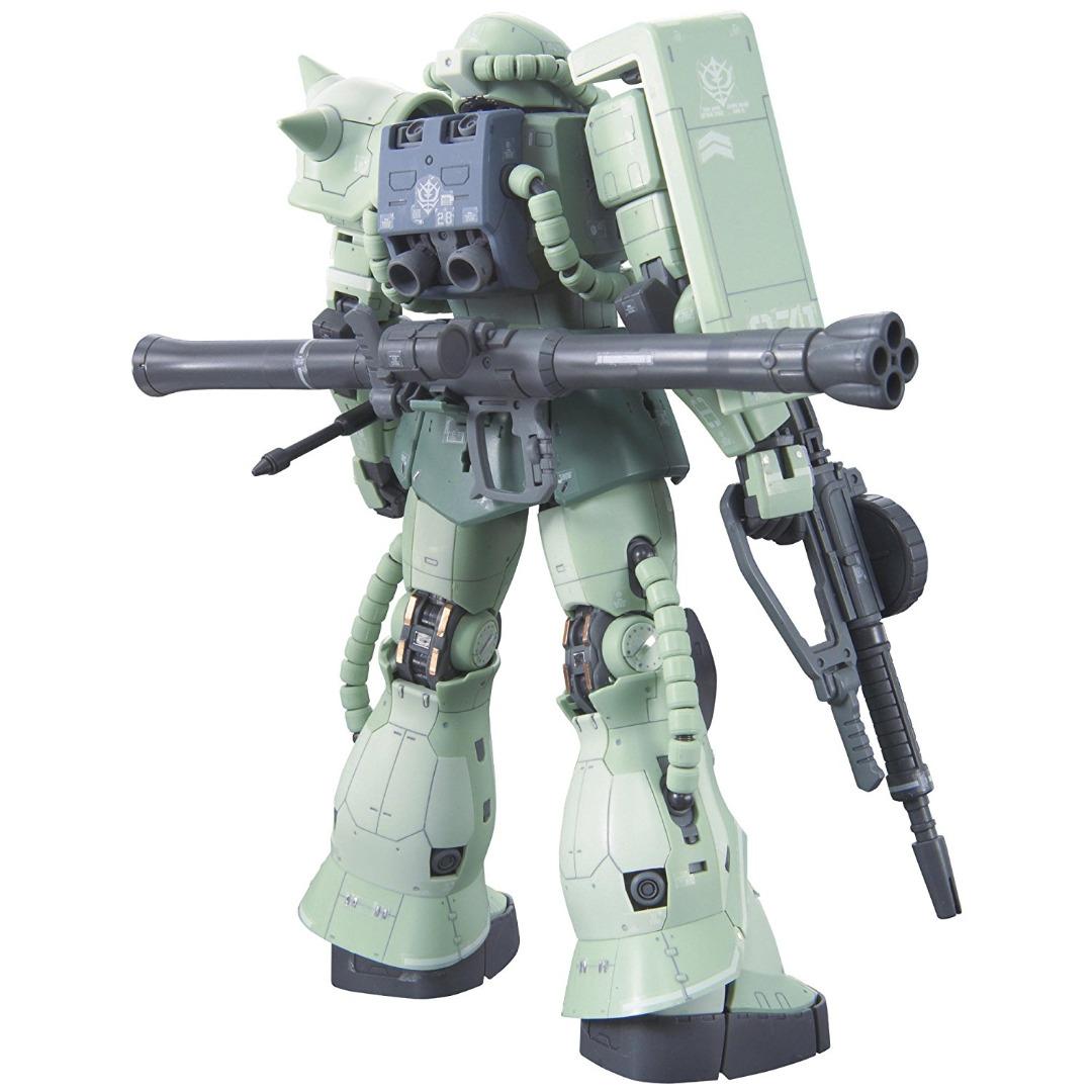 FG Zaku MS-06F/J 1/144