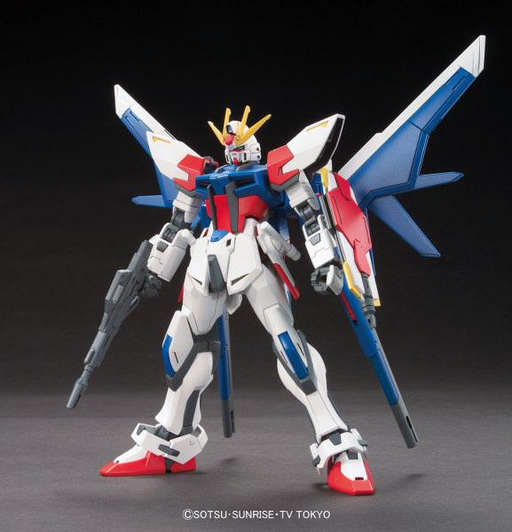 HGBF High Grade Gundam Build Strike Full Pack 1/144