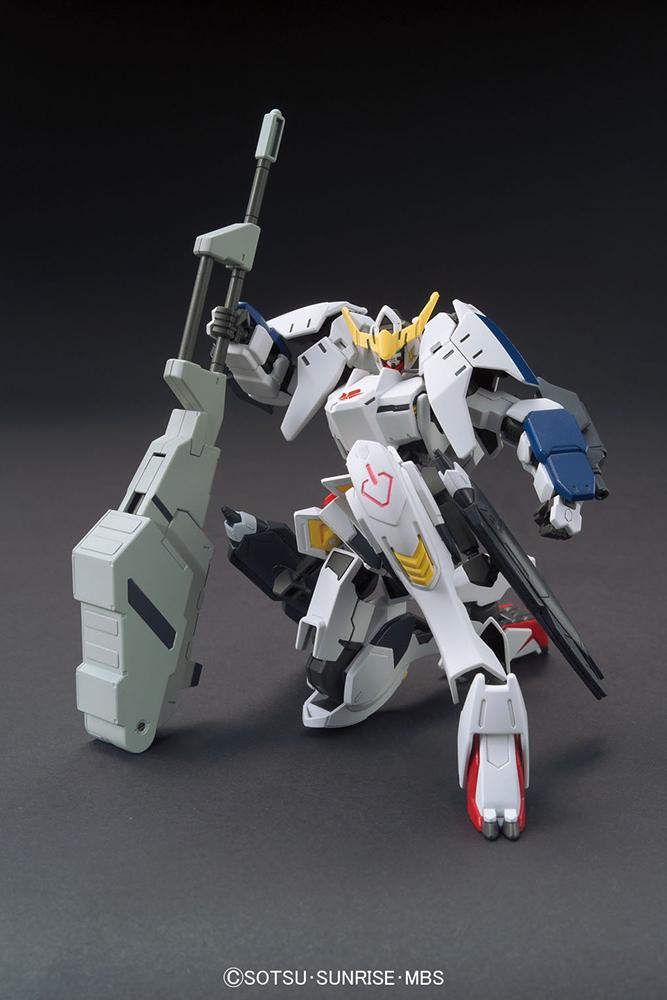HG High Grade Gundam Barbatos 6TH Form 1/144