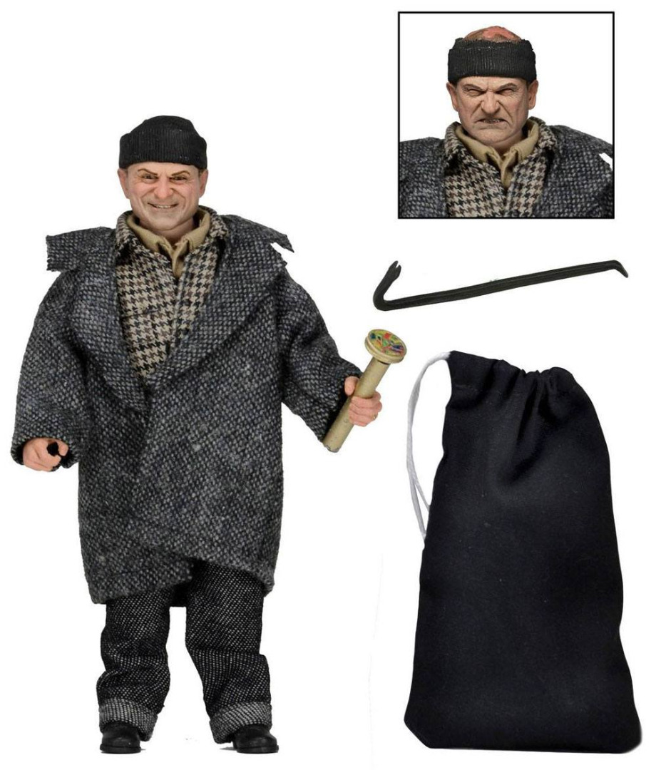 Pack 3 Action Figures Home Alone 18 cm