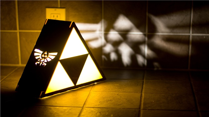 The Legend of Zelda: Tri-Force Light