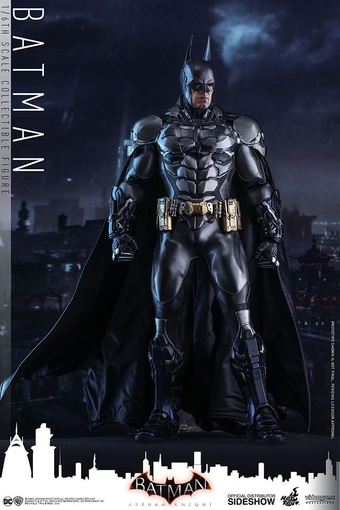 Batman Arkham Knight Videogame Masterpiece Action Figure 1/6 Batman 35 cm