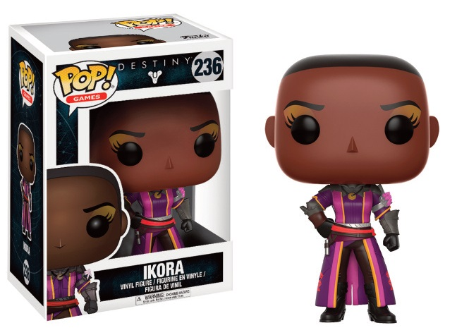 Funko POP! Games Destiny - Ikora Vinyl Figure 10 cm