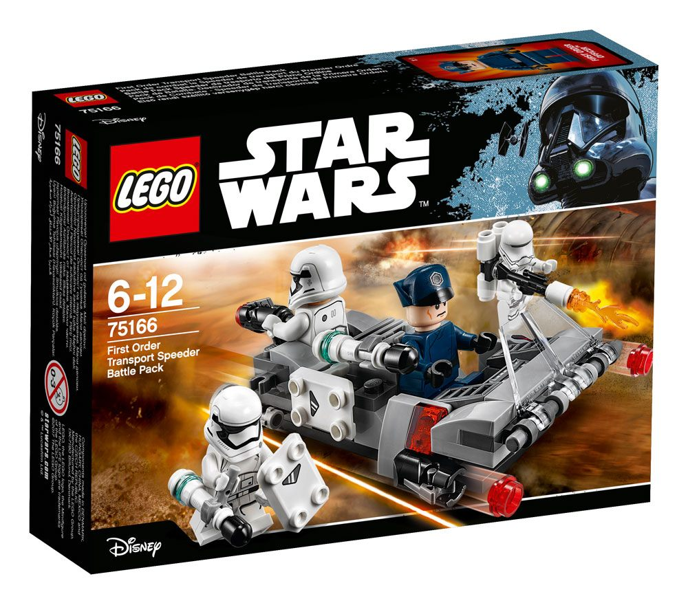 LEGO® Star Wars™ Battle Packs Episode VII First Order Transport Speeder Bat
