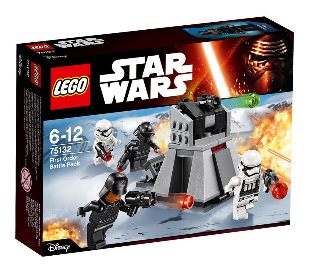 LEGO® Star Wars™ Battle Packs Episode VII First Order™ Battle Pack