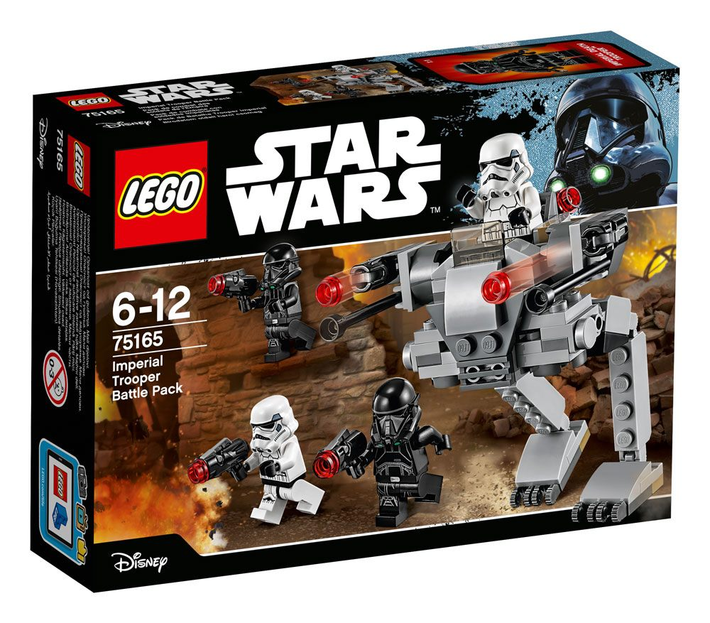 LEGO® Star Wars™ Battle Packs Rogue One Imperial Trooper Battle Pack