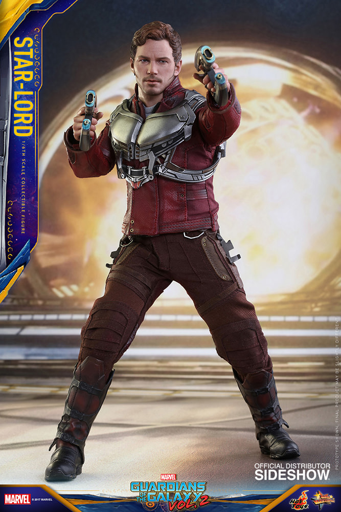 Guardians of the Galaxy Vol. 2 Movie Masterpiece AF 1/6 Star-Lord 30 cm