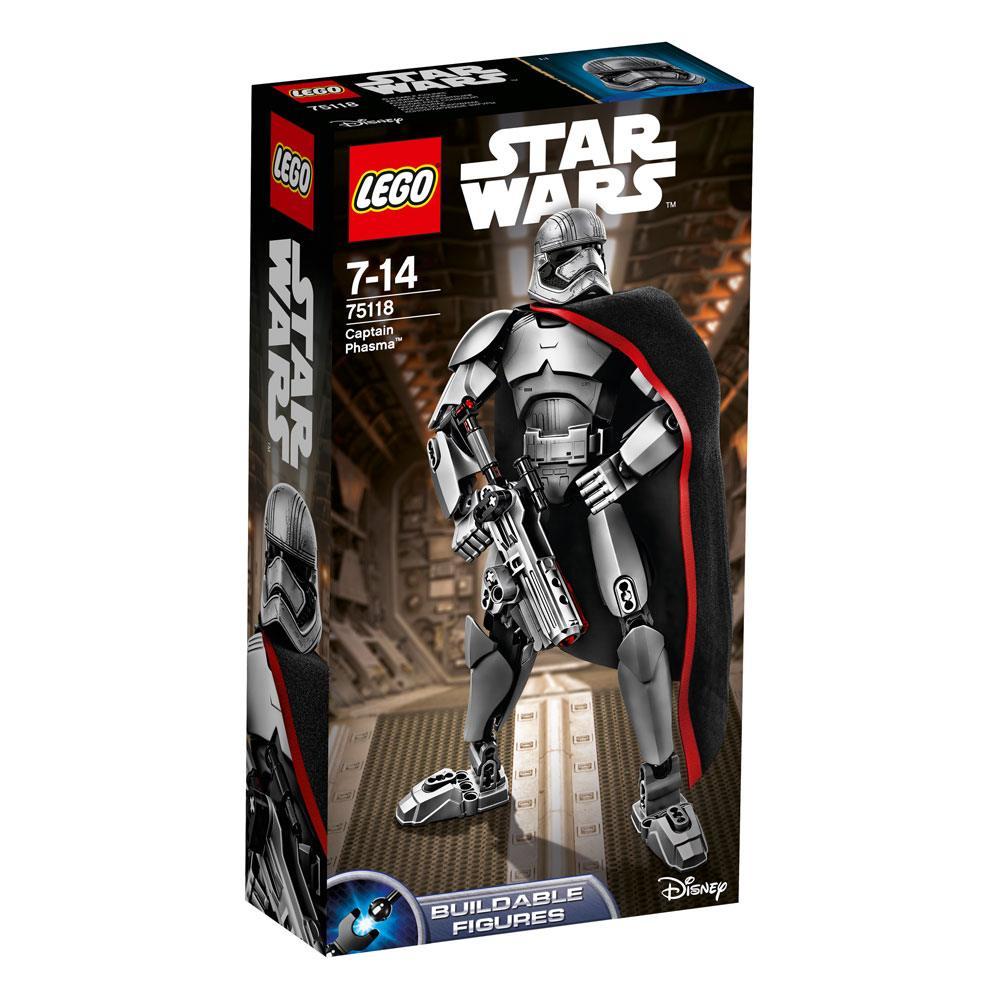 LEGO® Star Wars™ Action Figure Episode VII Captain Phasma™ 26 cm