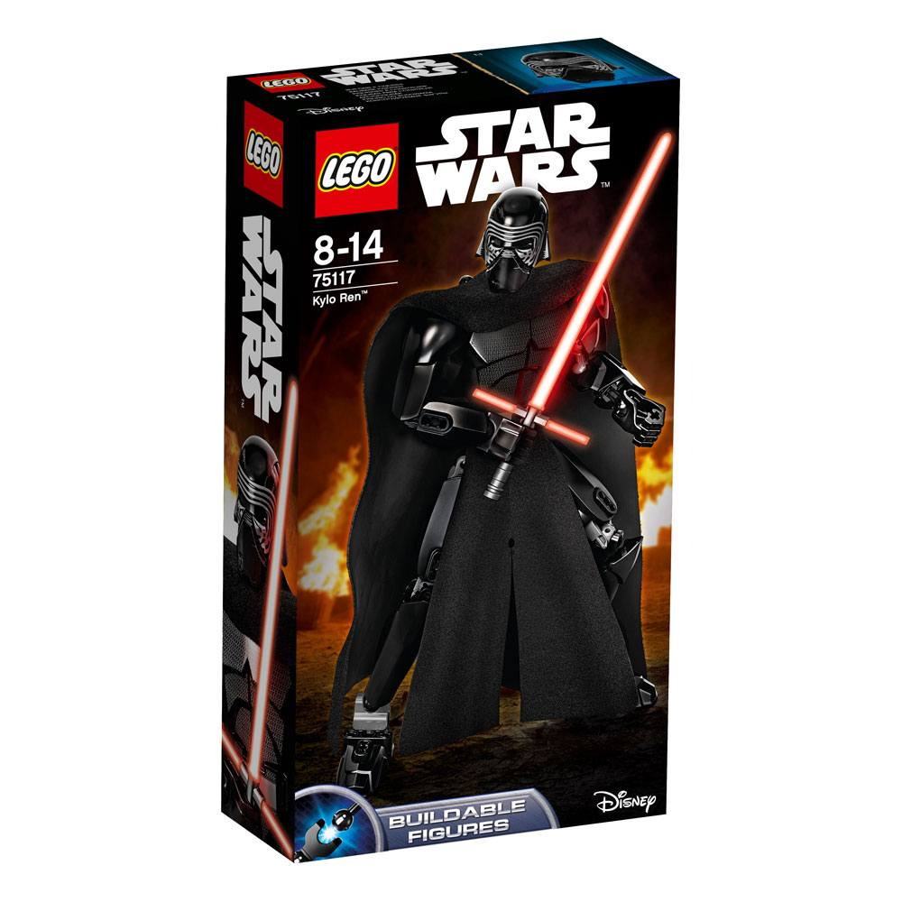 LEGO® Star Wars™ Action Figure Episode VII Kylo Ren™ 26 cm