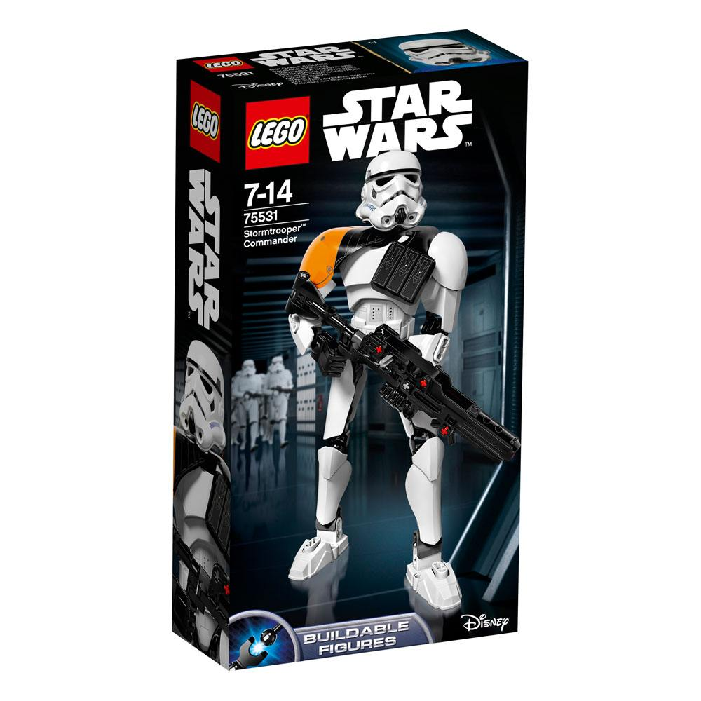 LEGO® Star Wars™ Action Figure Stormtrooper™ Commander 24 cm