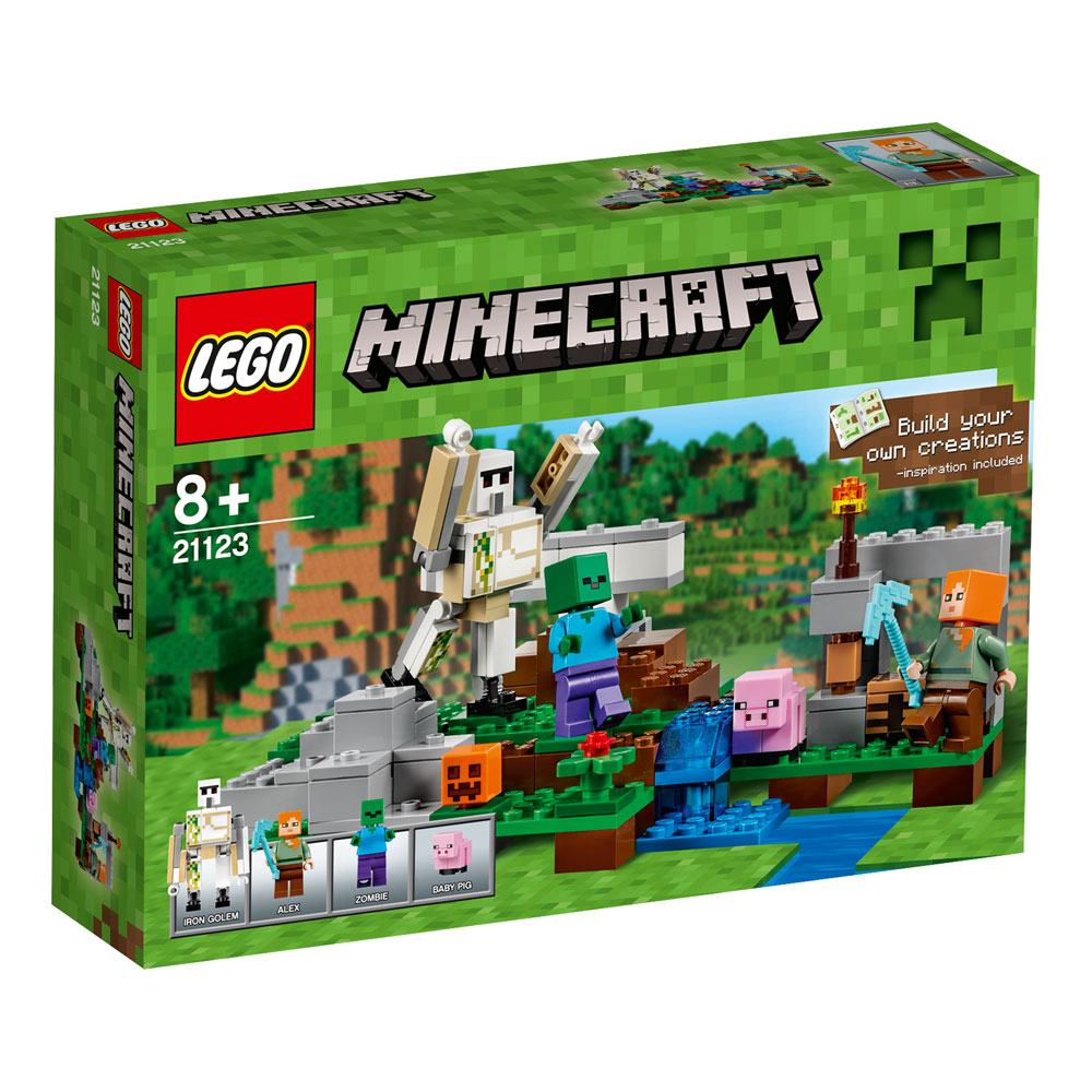 LEGO® Minecraft™ The Iron Golem