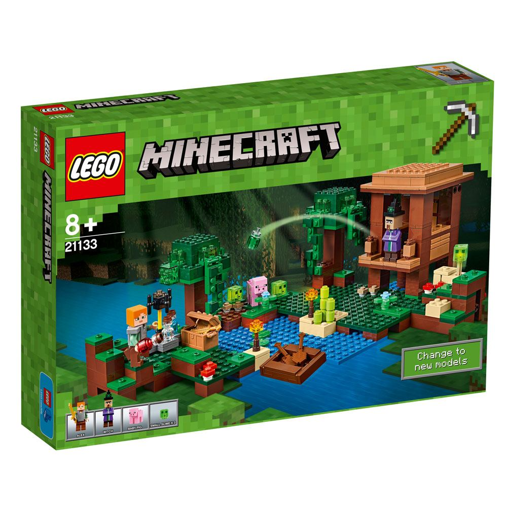 LEGO® Minecraft™ The Witch Hut