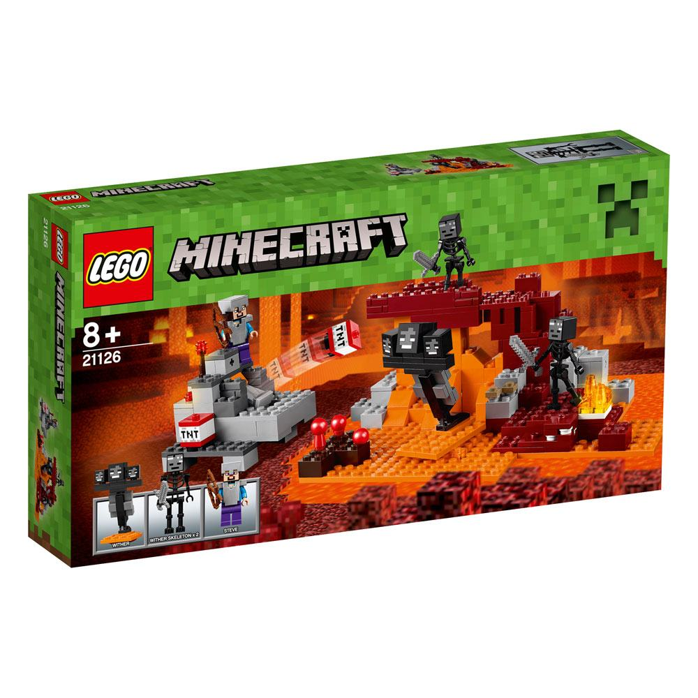 LEGO® Minecraft™ The Wither